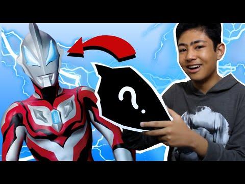 Ultraman Geed Primitive Form Helmet (Cardboard) | VLOG #3