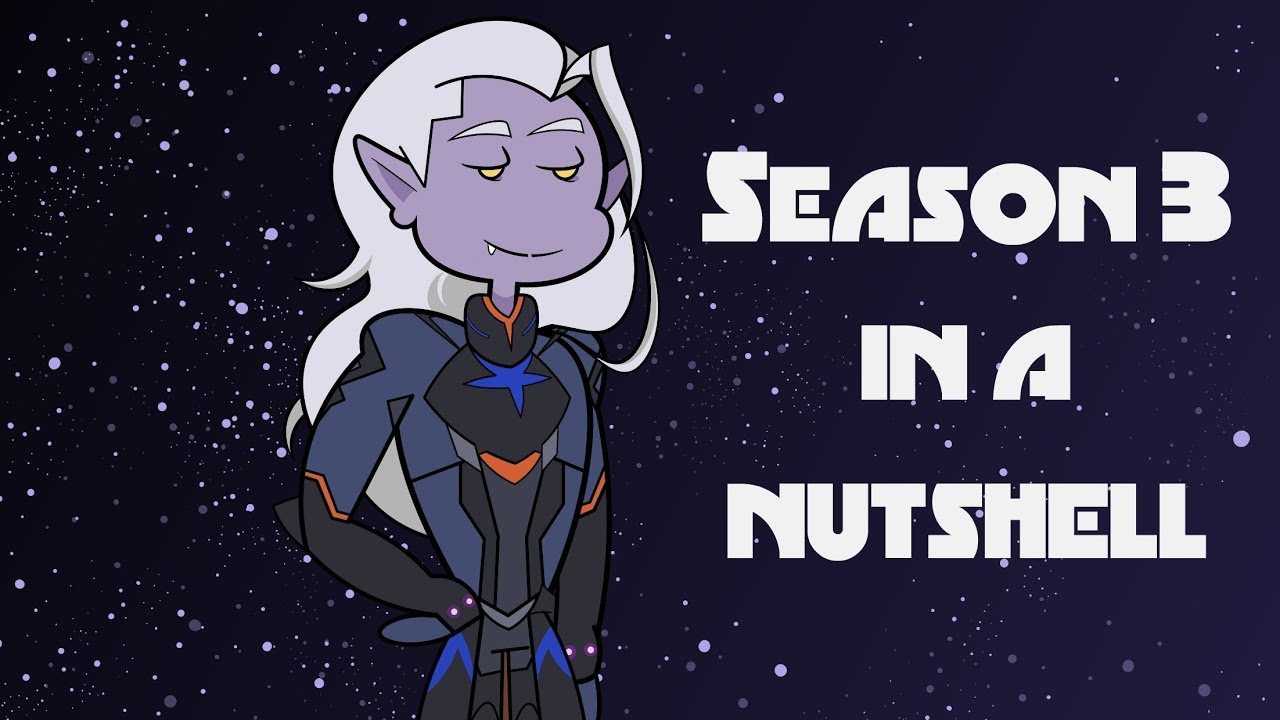 Download Voltron Season 3 in a nutshell (what spoiler warning? it's been MONTHS)