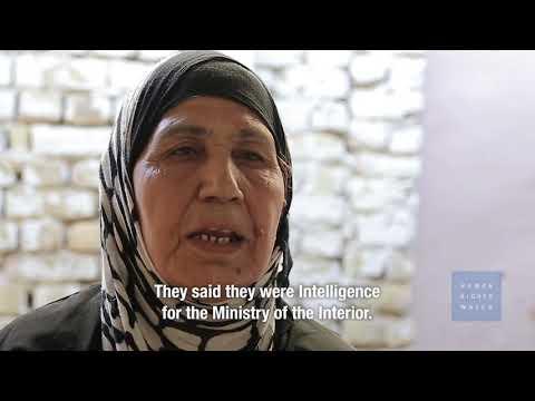 Iraq Secret Detention