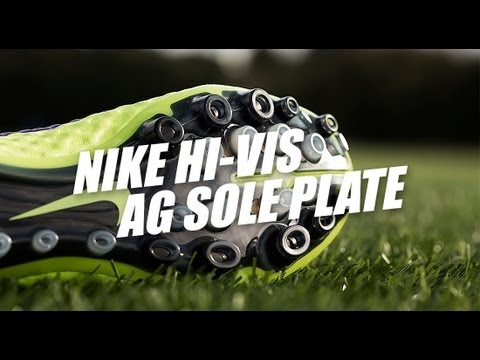 nike hi vis sole plates artificial grass youtube. Black Bedroom Furniture Sets. Home Design Ideas