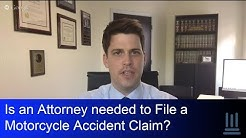 Do I need an Attorney to File a Motorcycle Accident Insurance Claim?  -Kelly Law Team