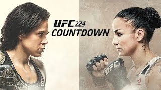 UFC 224 Conteo Regresivo: Nunes vs Pennington