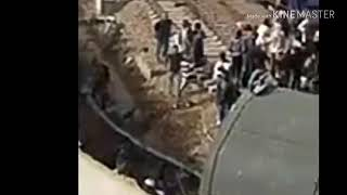 حادثة قطار بوقنادل سلا 2018 / accident train Bouknadel ONCF