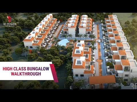 Modern Bungalow 2017 - Home - House Design Walkthrough Video