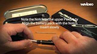 Nightwriter LED Pen