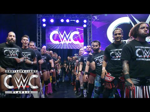 Thumbnail: Meet the competitors of the WWE Cruiserweight Classic