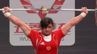 2011 World Weightlifting Championships, Women 63 kg \ Тяжелая Атлетика. Чемпионат Мира