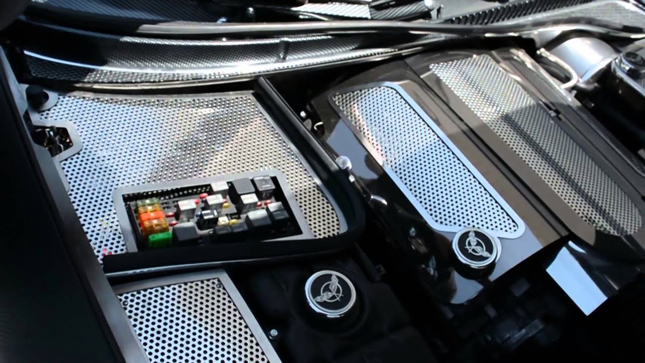 C5 And Z06 Battery Fuse Box Cover Installation With Instructions Vehicle American Car Craft