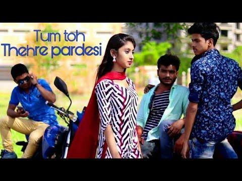 Tum Toh Thehre Pardesi   Koi Deewana Kehta Hai   Pardesi Anthem   Ft.Priyasmita   Love Sin