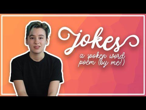 jokes : a spoken word poem || ukhoshekh