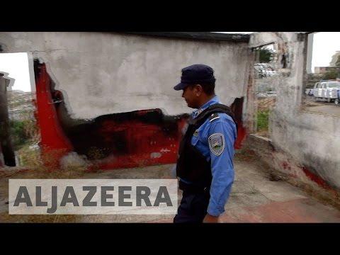 Honduras gang violence uproots thousands
