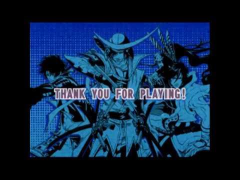 Sengoku Basara 2 Heroes - Ending Credit (PCSX2)
