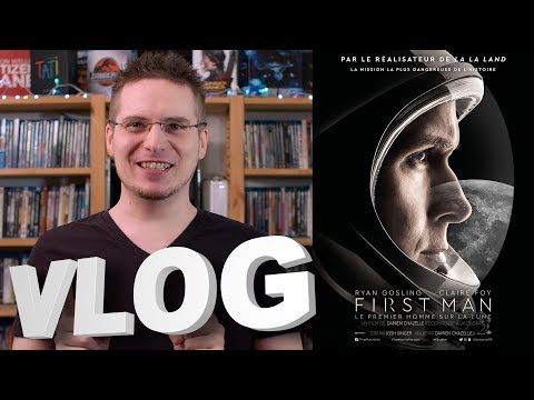 Vlog #571 - First Man