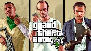 Grand theft auto V ( directo 1 ) (Campaña)