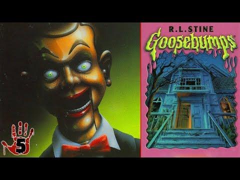 5 Scariest Goosebumps
