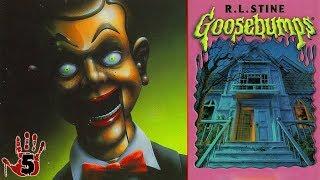 5 Scariest Goosebumps Boooks