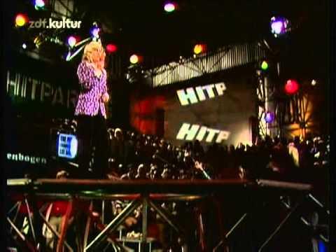 Gitte Hænning  Regenbogen ZDF Hitparade 16.10.1971
