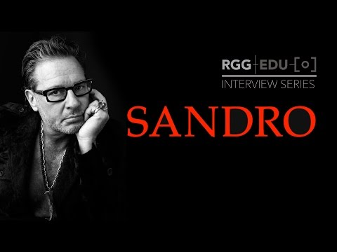 RGG EDU Interview with Sandro Miller | Photography Advice Fr