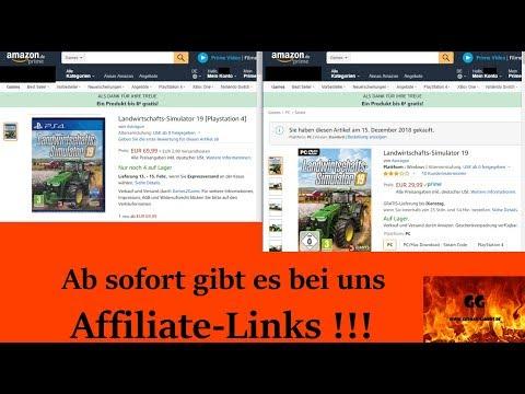 Affiliate-Links !!! | German-Gamers.de | WICHTIGE Info