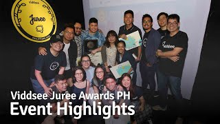 Viddsee Juree Philippines 2019 Event Highlights!
