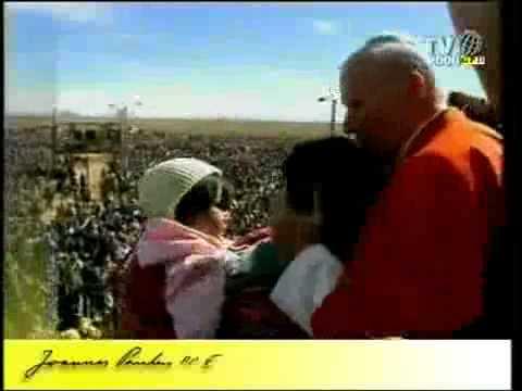 Giovanni Paolo II - Non abbiate paura