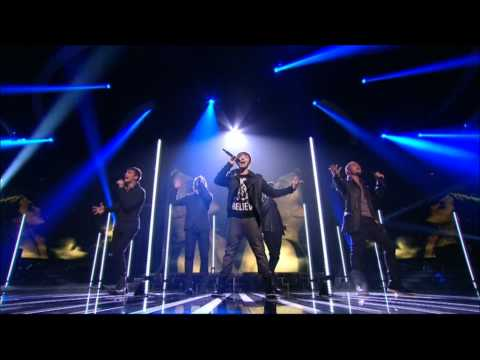 The X Factor (2011) The Wanted - Lightning