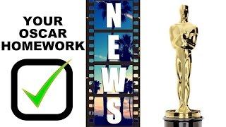 Oscars 2015 Predictions - Birdman, Boyhood and more! - Beyond The Trailer