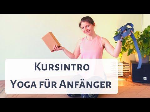Academy | Kursintro | Yoga für Anfänger und Neulinge
