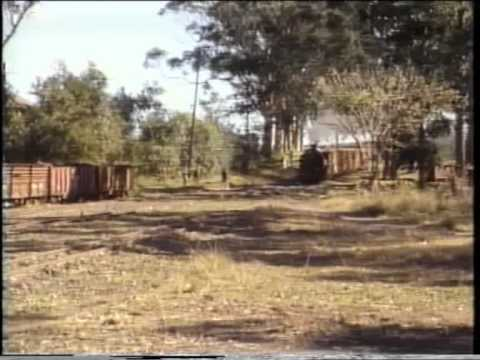 Alfred County Railway - South Africa 1986