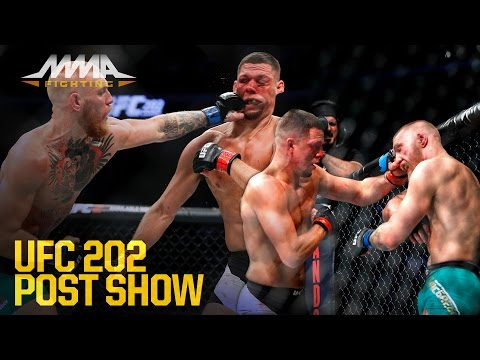 UFC 202 Post-Fight Show