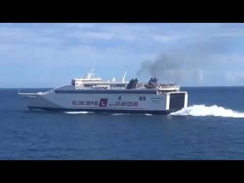 HELLENIC SHIPPING ILHA TERCEIRA 2016