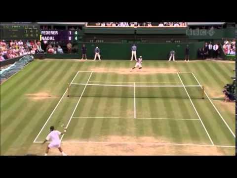 Roger Federer vs Rafael Nadal Wimbledon 2007 Final