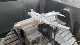 CNC-Technik Heil GmbH - 5 Achs Fräsen auf DMG Mori DMU 95 monoBLOCK 5 Axis Milling