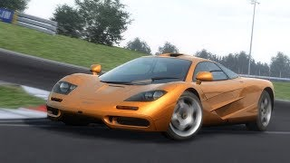 Need for Speed (NFS) Evolution of the McLaren F1