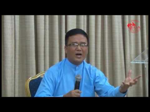 Rev. Kyaw Kyaw on December 18, 2016(M)