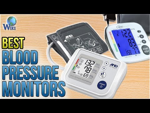 10 Best Blood Pressure Monitors 2018