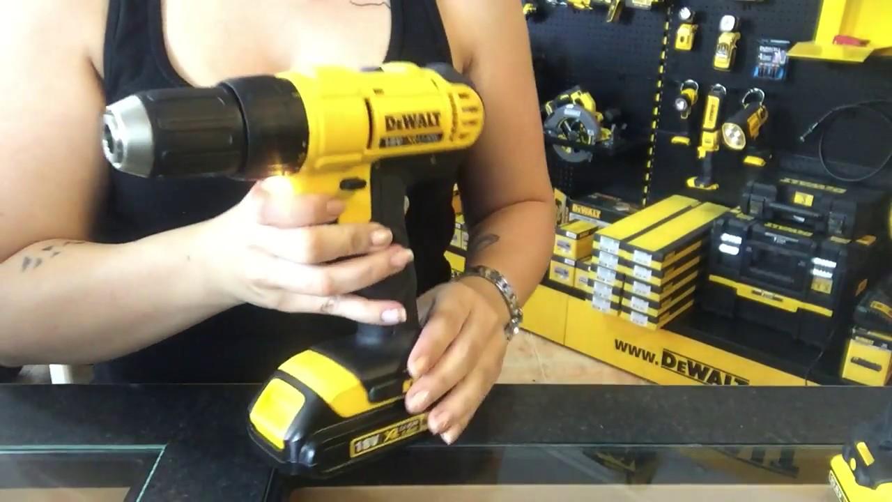 New Dewalt DCD771 20v Cordless 1//2 inch Compact Drill Driver 20 volt Bare Tool
