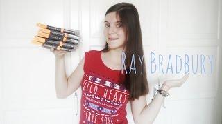 Рэй Брэдбери | Научная Фантастика • 5 книг • КНИГООБЗОР #3