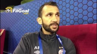 نجم المغرب السابق: منتخبنا سيكبر مع البطولة.. وأدين بهذا الأمر لحازم إمام