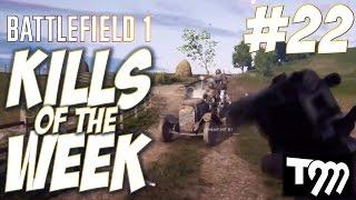 Repeat youtube video Battlefield 1 - KILLS OF THE WEEK #22