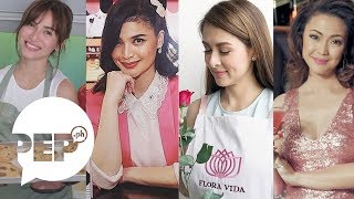 10 Successful Pinay Celeb Entrepreneurs in their 30s | PEP Specials
