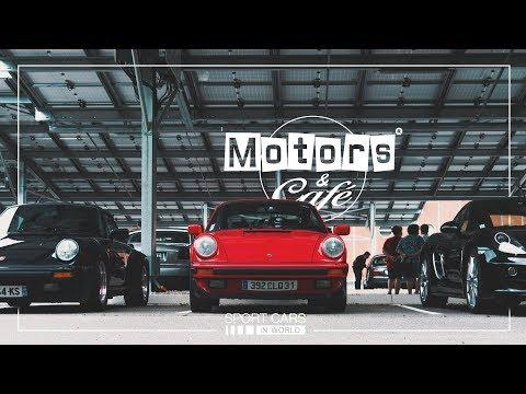Motors & Café Toulouse - Rassemblement Porsche