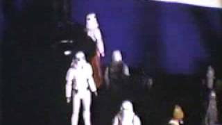 Star Wars Super 8 movie 1981