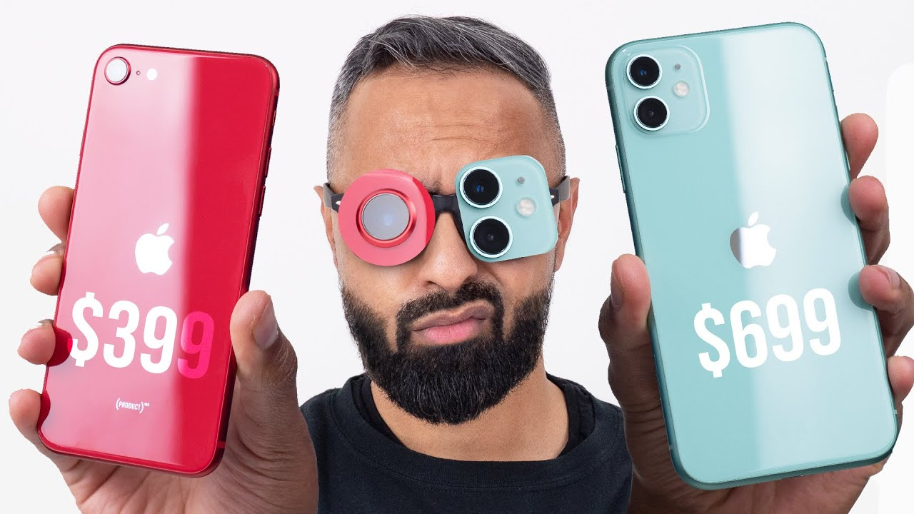 Iphone Se Vs Iphone 11 Should You Save 300 Youtube