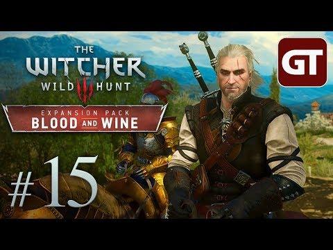 The Witcher 3: Blood & Wine #15 - Ein schmucker Rittersmann - Let's Play The Witcher 3: BaW thumbnail