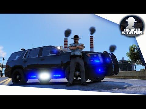 GTA 5 RP | SA'F LIVE | State Patrol #29