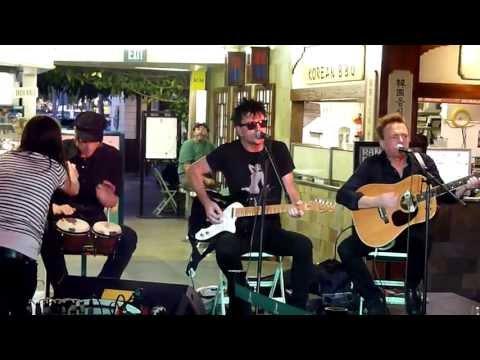 Gene Loves Jezebel Jay Aston ~ Love Keeps Dragging Me Down (Acoustic)