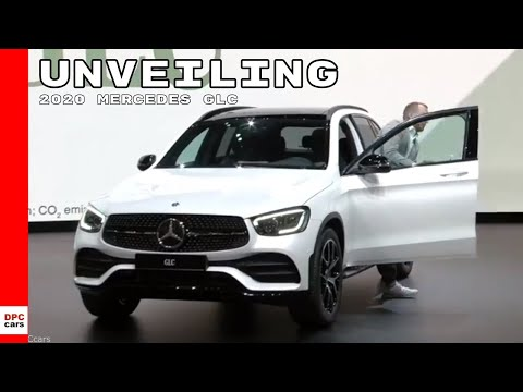2020 Mercedes GLC Facelift REVIEW GLC 300e Plugin-Hybrid – Autogefühl