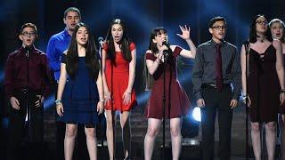 Parkland students perform at the Tony Awards