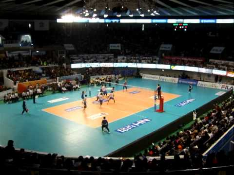 Pro Volleyball in Daejeon